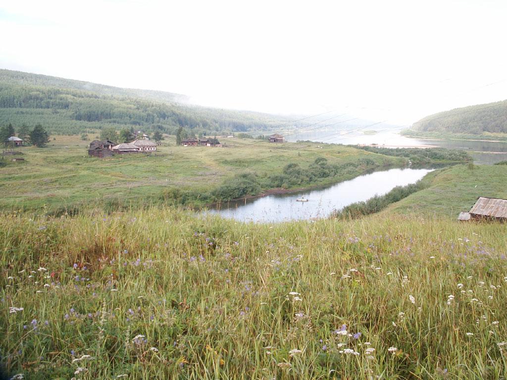 Усть-Кут.RU : Брошенные деревни