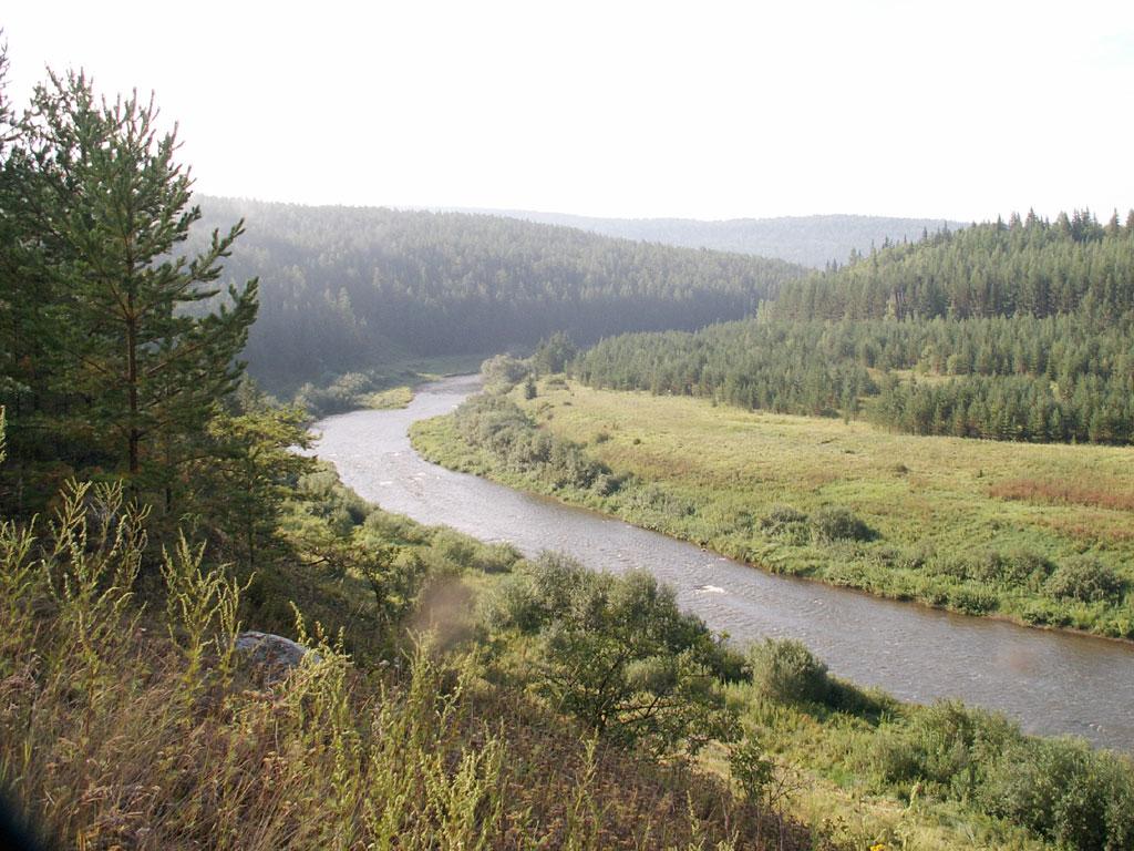 Усть-Кут.RU : Река Улькан