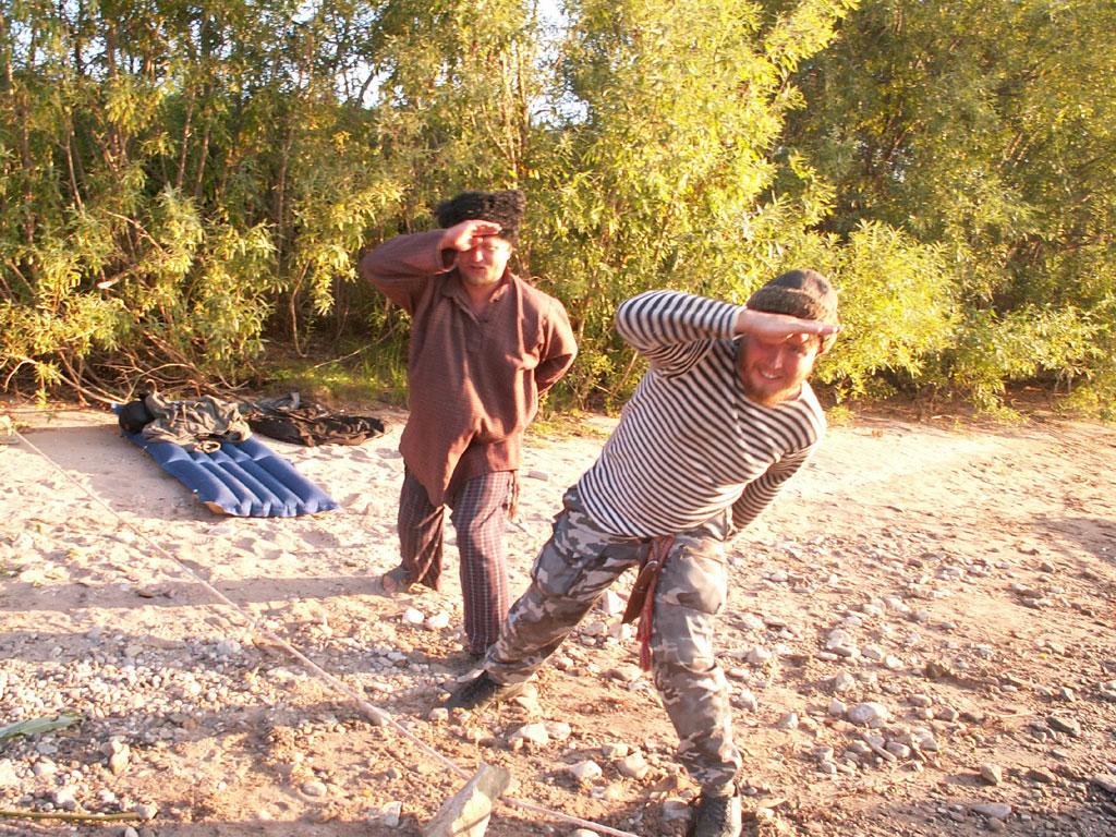 Усть-Кут.RU : Матросский танец
