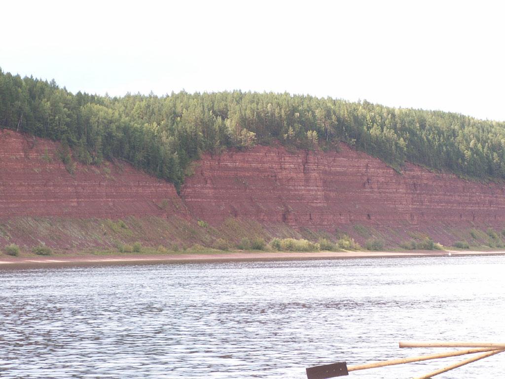 Усть-Кут.RU : Скалы у Киренска