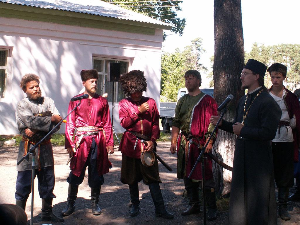 Усть-Кут.RU : Выступление в Киренс