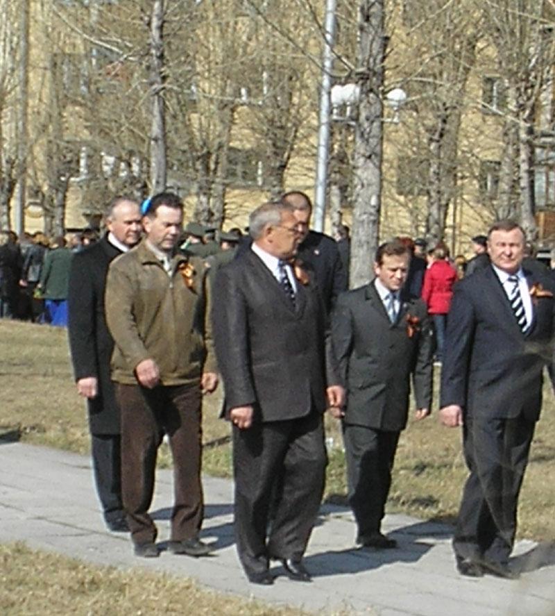 Усть-Кут.RU : Депутаты и управление города