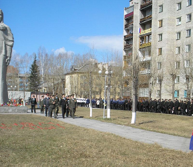 Усть-Кут.RU : Офицеры