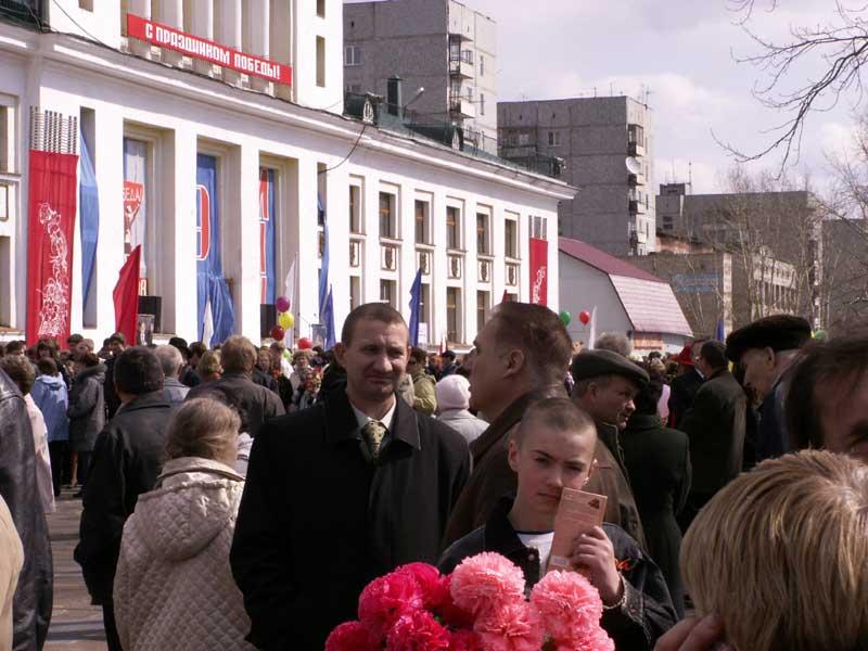 Усть-Кут.RU : Праздник победы