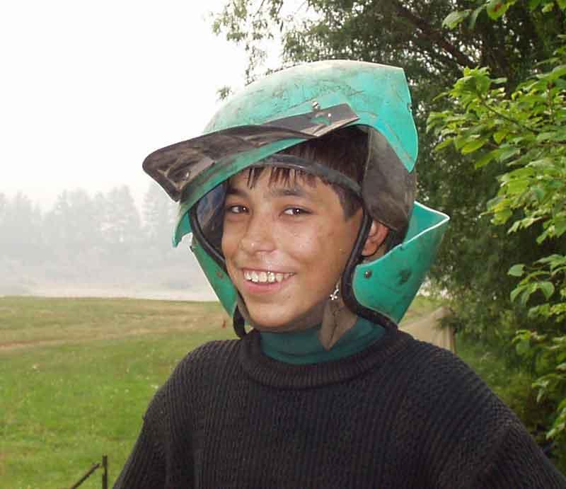 Усть-Кут.RU : 1.8.4  Старый новый шлем. Автор Юрий Хворостинский