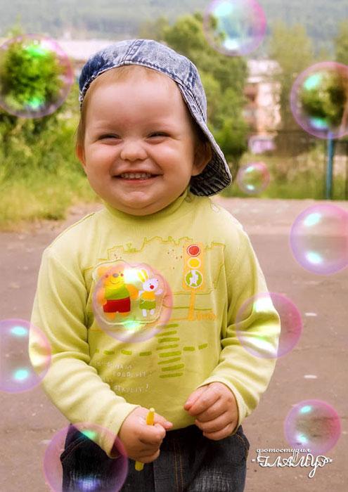 Усть-Кут.RU : 1.5.2  Веселые пузыри. Автор Алексей Рязанов