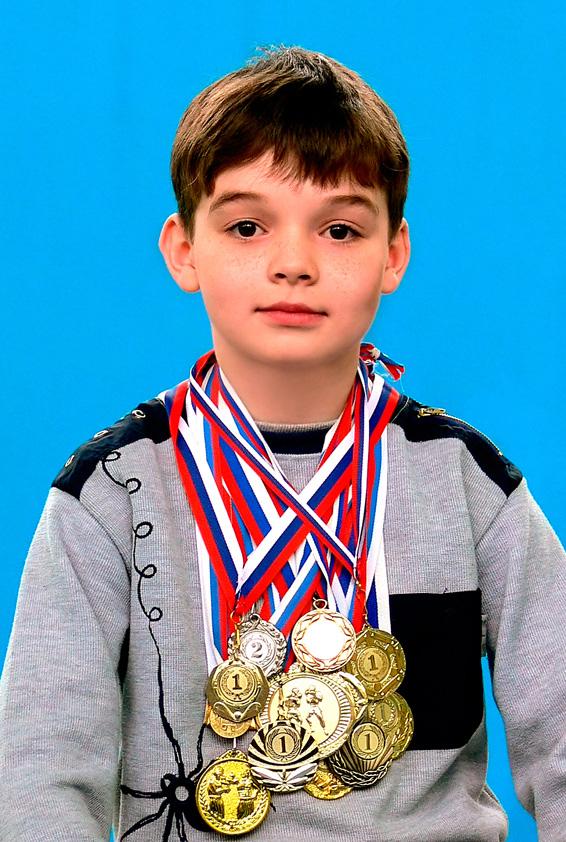 Усть-Кут.RU : 1.2.1  Юный рекордсмен. Автор Геннадий Караулов