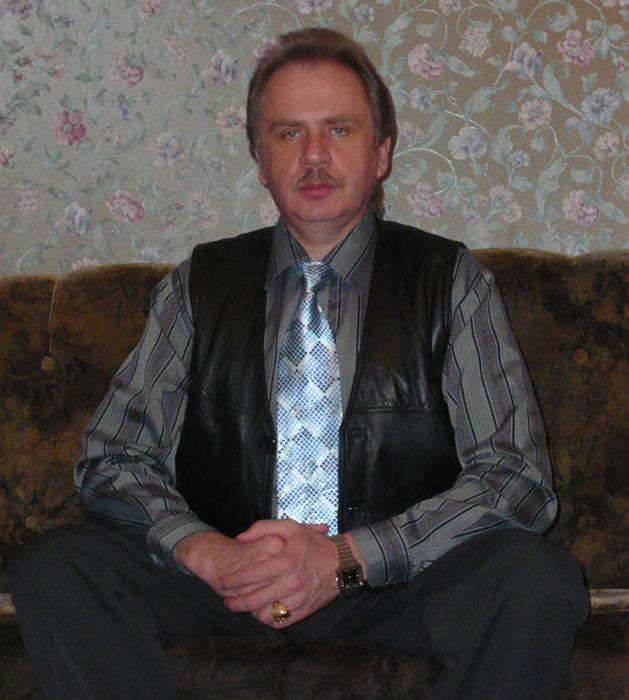 Усть-Кут.RU : 2.1. Владимир Гречко