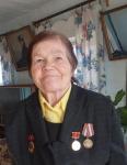 Ольга Антипина из Подымахино