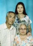 Олег Андреевич, Людмила Фёдоровна и Ольга Олеговна