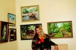 Анжелика Половикова - не только профессиональный художник, но и замечательный педагог