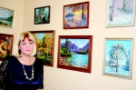 В.И. Кузнецова поблагодарила сотрудников музея за помощь и плодотворное сотрудничество