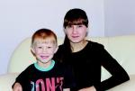 Витя и Таня К.