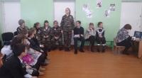 В Подымахинской школе