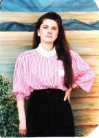 Таня Бобровская комсомолка