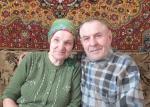 Василий Васильевич и Раиса Ивановна Воробьёвы, проживающие в посёлке Ручей