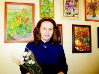 Особое место в творчестве Натальи Муртазаевой занимают цветы