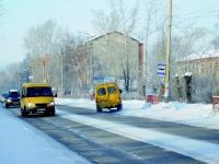 "Маршрутка заезжает в ""карман"" остановки"