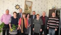 Б.Г. Алексеев встретился с активом Звездинского городского поселения