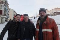 В.Беликов, И.Кравец, А.Архипенко