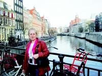 Л. Кичи в Голландии