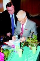 В.П. Сенина и Ю.И. Андреева связывают многие годы совместной работы