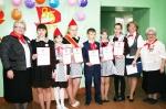 Пионеры-активисты награждены Благодарностями областной пионерской организации