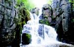 Уковский водопад в 15 км от Нижнеудинска