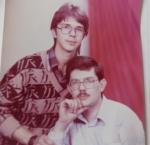 Михаил (слева) и Андрей Щеблыкины