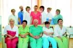 В хирургическом отделении - самые опытные специалисты
