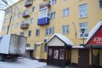 Внешне дом по ул. Речников, 36 выглядит вполне презентабельно