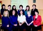 Специалисты отдела опеки и попечительства граждан по г. Усть-Куту