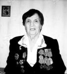 Е. Хомякова - участница Сталинградской битвы