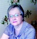 Людмила Дмитриевна ДЕМЕНТЬЕВА, домохозяйка