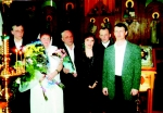 Семья Качан: Иван, Валентина Петровна, Иван Петрович, Светлана, Сергей, Александр