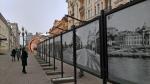 """Фотовыставка """"История Москвы в фотографиях"""" на Арбате"""