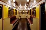 Вагон ретро-поезда образца 1935 года