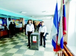 На избирательном участке № 1646
