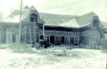 Барский дом в районе курорта (бывший сользавод). Фото 1971 года