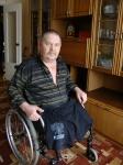 Владимир Владимирович Катышевцев - его управляющая компания отказалась помочь инвалиду. Теперь надежда только на комиссию