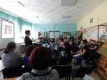 Прошел зональный семинар работников библиотек