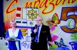Людмила Романова и Александр Попов