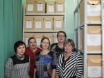 Коллектив Усть-Кутского архива