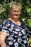 Марина Анатольевна Пестич. Стаж работы в социальной сфере у нее внушительный - без малого 25 лет.