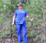 Валентина Фёдоровна Малаховская, известная теперь медсестра-анестезист