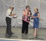 Л. Норина сердечно поблагодарила ветеранов БАМа за самоотверженный труд