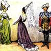 Мода Средних веков. Готика